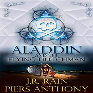 Aladdin and the Flying Dutchman: Aladdin Trilogy, Book 3 Audiobook