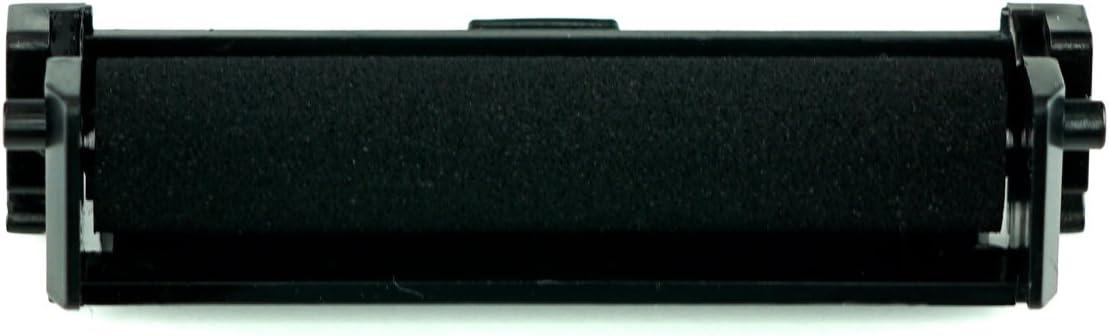 5x Rodillo de tinta negro para  Casio FR 3100 3200