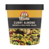Dr. McDougalls Right Foods Vegan Curry with Brown & Wild Rice Pilaf, 2.5-Ounce Cups (Pack of 6)