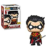 Funko Pop! DC Super Heroes 274 Red Wing Robin Exclusive