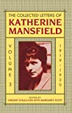img - for The Collected Letters of Katherine Mansfield: Volume Three: 1919-1920 by Katherine Mansfield (1993-04-08) book / textbook / text book