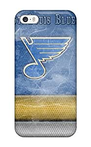 Iphone 5/5s Case, Premium Protective Case With Awesome Look - St-louis-blues Hockey Nhl Louis Blues (57)