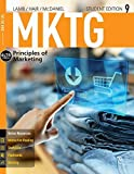img - for MKTG (with Online 1 term (6 months) Printed Access Card) (New, Engaging Titles from 4LTR Press) 9th edition by Lamb, Charles W., Hair, Joe F., McDaniel, Carl (2015) Paperback book / textbook / text book