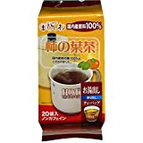 Hishiwa domestic persimmon leaf tea tea bag of (water out, hot water out dual) 5gX20P