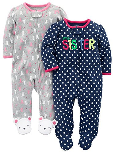 simple-joys-by-carters-girls-2-pack-cotton-footed-sleep-and-play-sister-mouse-3-6-months