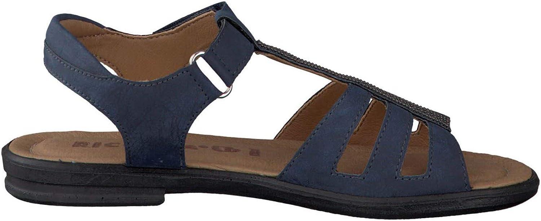 RICOSTA M/ädchen Riemchen-Sandalen ANA 7020900 Kinder R/ömer-Sandale,Sandalette