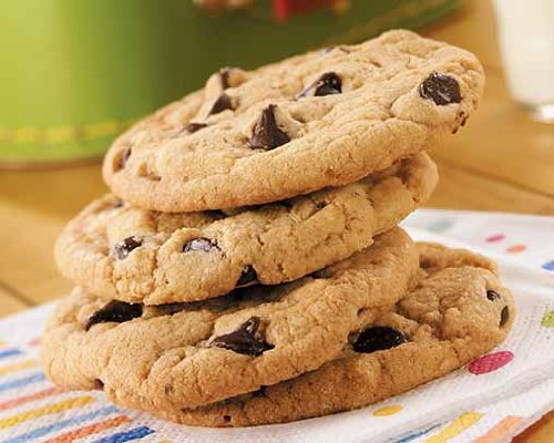 Amazon Chocolate Chip Frozen Cookie Dough Cookie Mixes