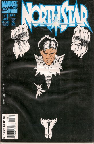 Northstar #1 : Fast and Loose (Marvel Comics) (Fast and Loose) - Northstar Marvel Comics