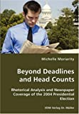 Beyond Deadlines and Head Counts, Michelle Moriarity, 3836429071