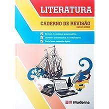 Caderno de Revisão - Literatura. Volume Único