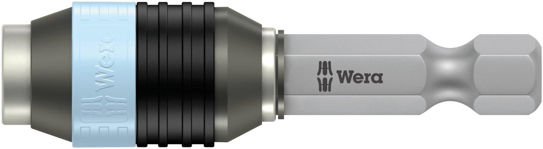 Wera Stainless Rapidaptor 3888/4/1 K Universal Bit Holder for 1/4-Inch Hex Drives