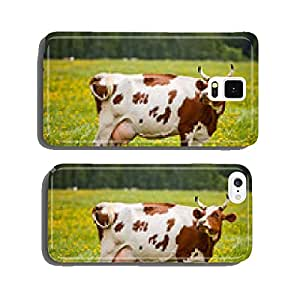 Cow In A Field cell phone cover case iPhone5