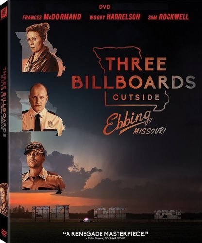 Three Billboards Outside Ebbing, Missouri (DVD 2017) Crime - Instagram The Arrivals