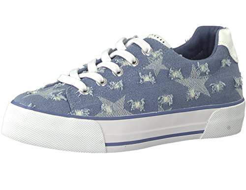 Jeans Tozzi Womens Textile 23732 Marco Sneakers Combo q71wZ1X