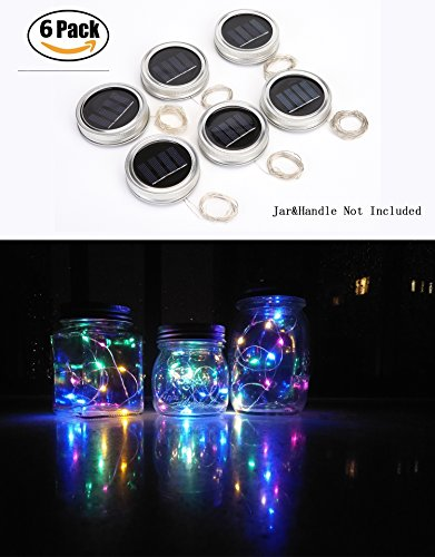 Sun Jar Led Light - 6