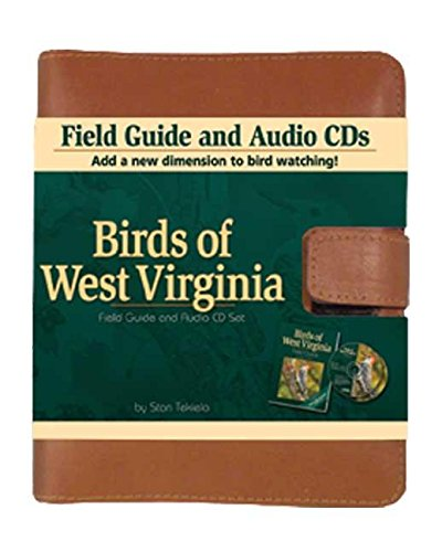 Birds of West Virginia Field Guide and Audio Set (Bird Identification Guides)