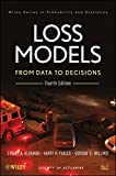 img - for Loss Models: From Data to Decisions book / textbook / text book