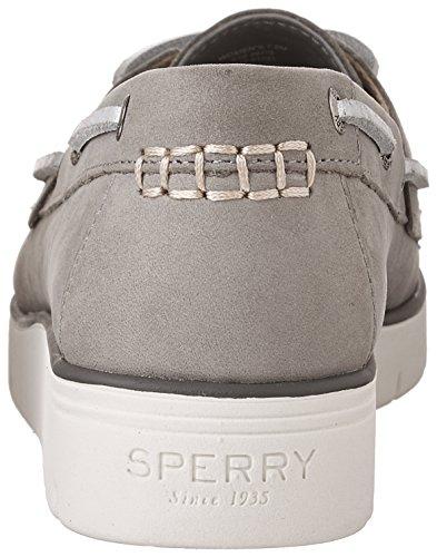 Sperry Top-Sider Damen Azur Cora Nubuck Bootsschuh Grau