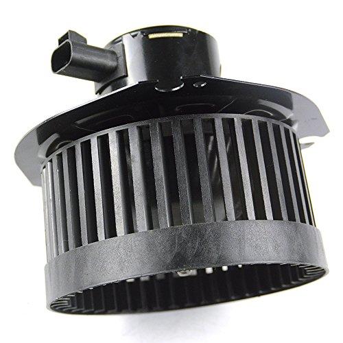 (WTKSOY New 1pc Rear HVAC AC Heater Blower Motor W/Fan Cage fit 03-06 Cadillac Escalade 00-06 Chevrolet Suburban 1500/2500 00-06 GMC Yukon)