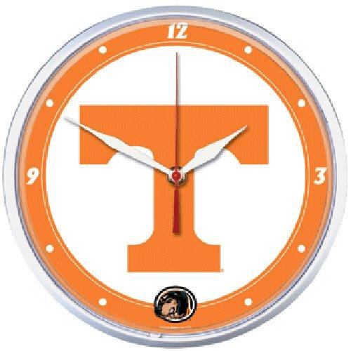 NCAA 2924471 University Of Tennessee Round Wall Clock, 12.75