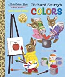 img - for Richard Scarry's Colors (Little Golden Book) book / textbook / text book