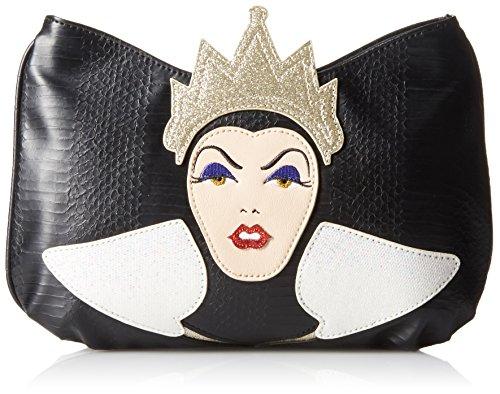 Disney by Danielle Nicole Snow White 2-In-1 Clutch, Black (Snow White Handbag)