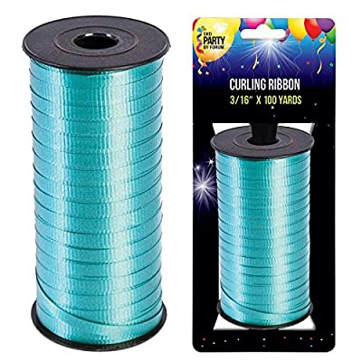 Bolduc 5 mm x 90 m turquoise