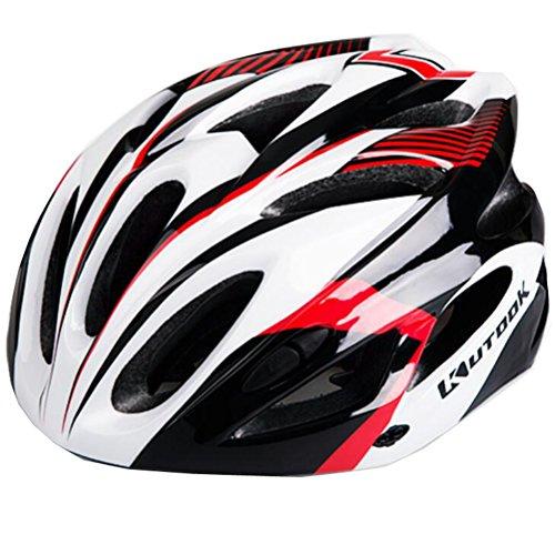 KUTOOK Bike Helmet Road Mountain Cycling Helmet for Adults (23