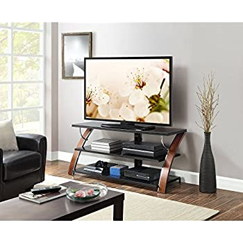 Amazon Com Whalen Payton Brown Cherry 3 In 1 Flat Panel