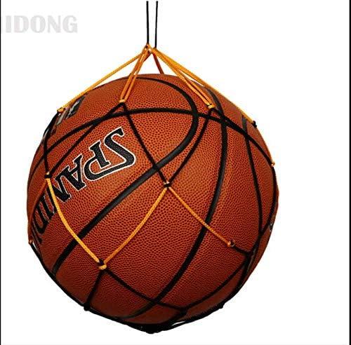 Stonges Nylon Mesh Ball Net Voleibol Basketball Football Carry Net ...