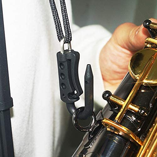 YUSDP 2 Piezas de Correa de arnés para saxofón, Correa para el ...