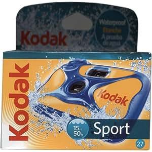 Kodak water sport 27 exp c mara acu tica desechable for Aquatic sport center jardin balbuena