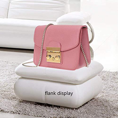 Leather Party Yellow Wedding Chain Bag Mini Classic Clutch Girls Handbag Shoulder Women Fashion Evening for Bag rrq08wnZ