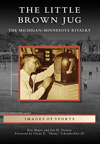 The Small Brown Jug: The Michigan-Minnesota Football Rivalry (Images of Sports)