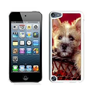Hot Sell Christmas Doggy White iPod Touch 5 Case 1