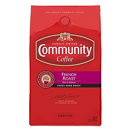 Community Coffee Ground French Roast product image