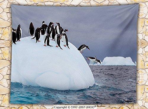 Iceberg Fleece Scarf - 5