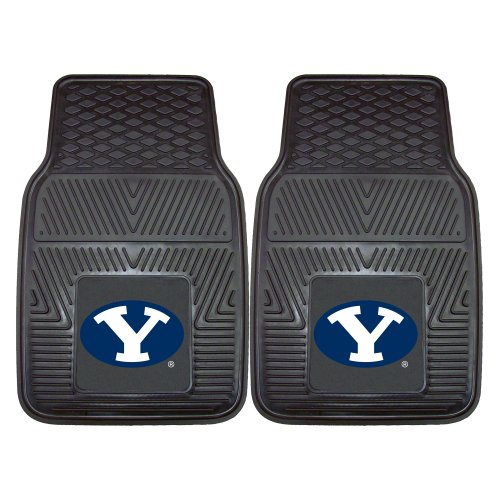 FANMATS NCAA Brigham Young University Cougars Vinyl Heavy Duty Car -