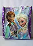 Disney Frozen Elsa & Anna Tote Bag (Purple)