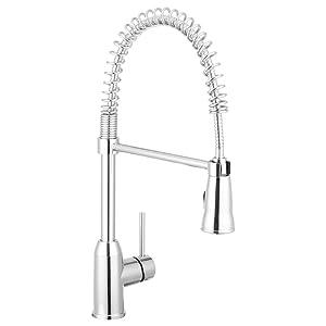 Rainier Pull Down Kitchen Faucet Gooseneck Style Review