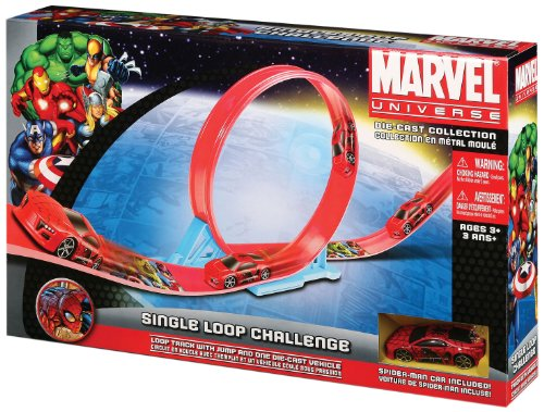 Maisto Marvel Universe: Single-Loop Track