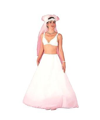 A Line Plus Size Full Bridal Petticoat Crinoline Wedding Gown Slip X