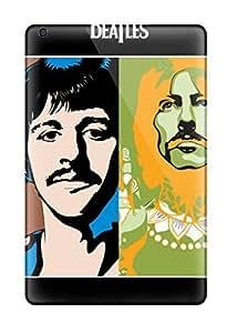 8174873K19472939 Ipad Mini 3 The Beatles Print High Quality Tpu Gel Frame Case Cover by supermalls
