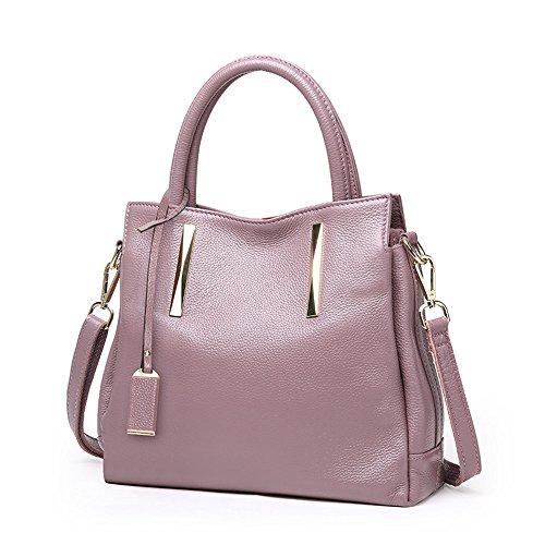 Shoppi Fashion Borsa Dasexy A Tracolla Bags In Simple Purse Wind Con Frange Shoulder Pelle Soft Crossbody Viola Totes Messenger Wild Borse SqwHaAxwdC