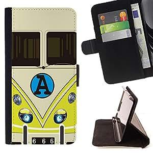 King Case - FOR Samsung Galaxy Note 4 IV - The chase was mad - Prima caja de la PU billetera de cuero con ranuras para tarjetas, efectivo Compartimiento desmontable y correa para la mu?eca
