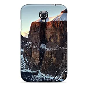 Faddish Phone Sella Group Mountains In The Dolomites Case For Galaxy S4 / Perfect Case Cover