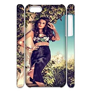 C-EUR Diy 3D Case Demi Lovato for iPhone 5C by lolosakes