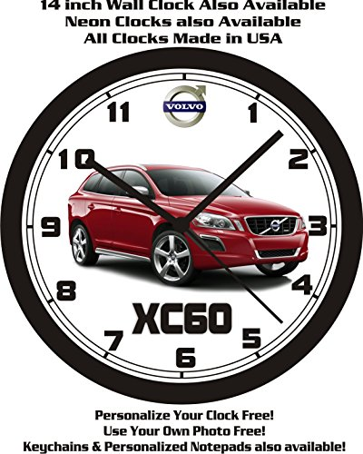 Price comparison product image VOLVO XC60 WALL CLOCK-FREE USA SHIP!