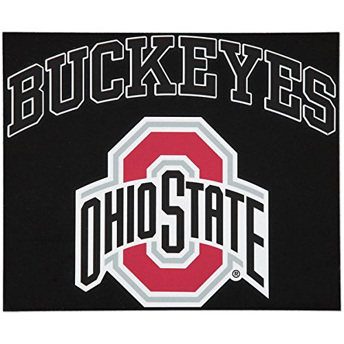 Image of Auto Accessories Ohio State University S92955 Window Decals