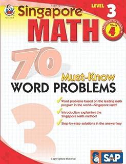 Singapore Math, Grade 4: Thinking Kids: 9781483813202: Amazon.com: Books